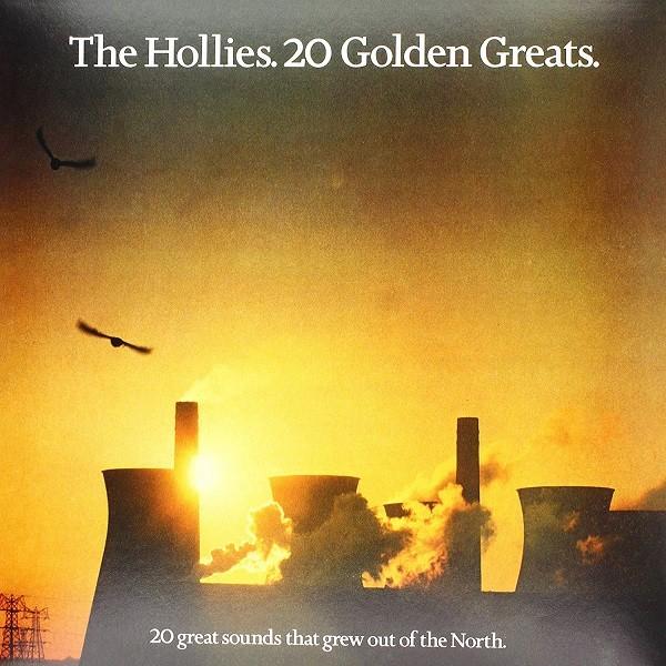 The Hollies 20 Golden Greats Plak