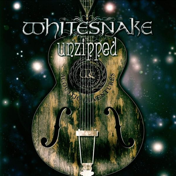 Whitesnake Unzipped Plak