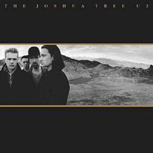 U2 The Joshua Tree 30th Ann Color Vinyl Plak