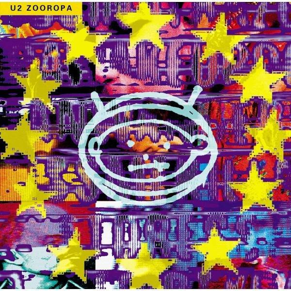 U2 Zooropa (Remastered 2018/Colour Vinyl) Plak