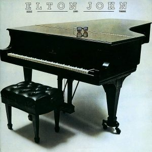 Elton John Here And There (2018 Remaster) Plak