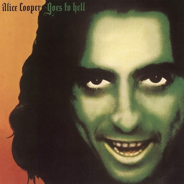 Alice Cooper Goes To Hell (Coloured/Limited) Plak