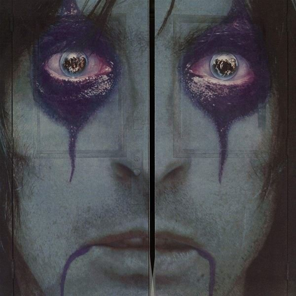 Alice Cooper From The inside Plak