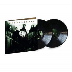 Soundgarden A-Sides Plak