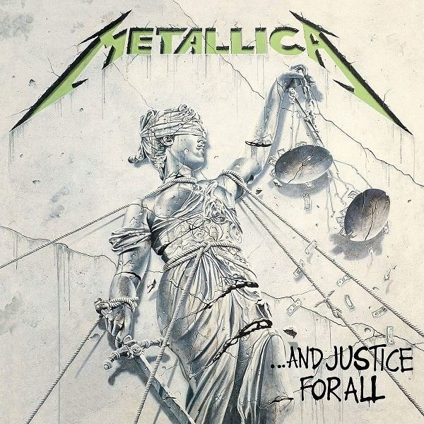 Metallica ...And Justice For All Plak