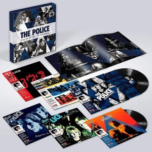 Police Every Move You Make: The Studio Recordings Plak