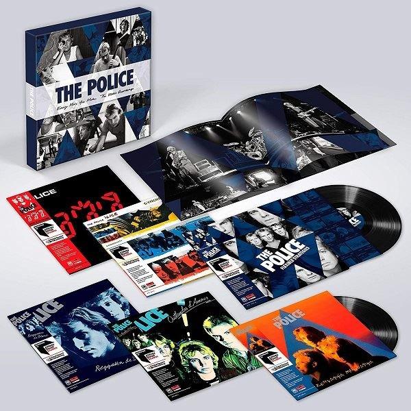 Police Every Move You Make: The Studio Recordings Plak