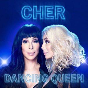 Cher Dancing Queen Plak