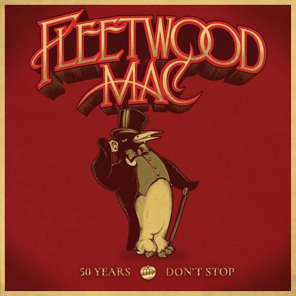 Fleetwood 50 Years Don't Stop Plak