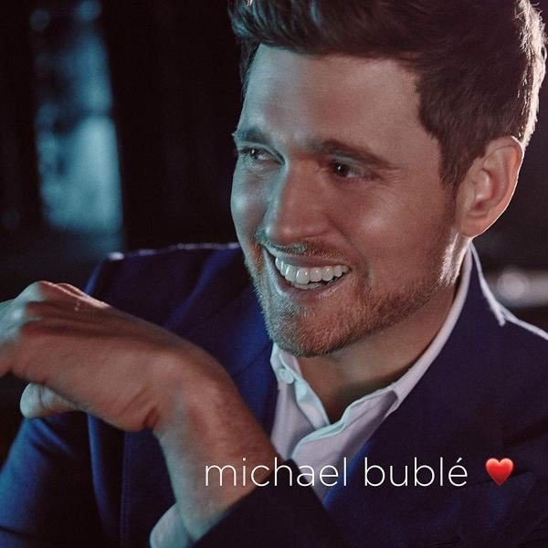 Michael Buble Love Plak