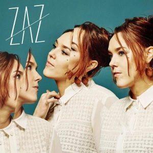 ZAZ Effet Miroir Colored Limited Plak