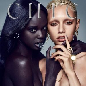 Nile Rodgers Chic It's About Time Limited Plak