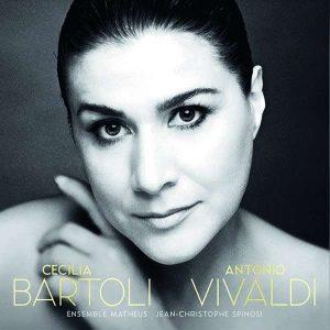 Cecilia Bartoli Antonio Vivaldi Plak
