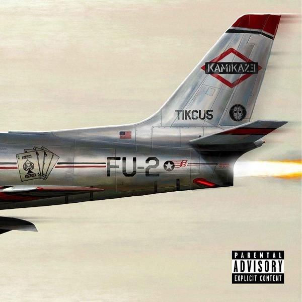 Eminem Kamikaze Plak