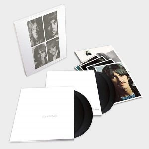 The Beatles White Deluxe Plak