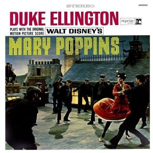 Duke Ellington Mary Poppins Plak