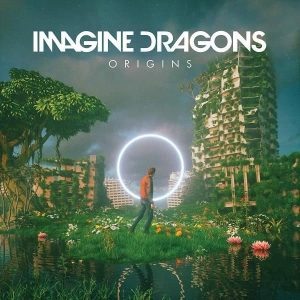 Imagine Dragons Origins Plak