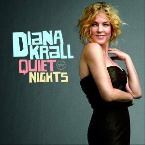 Diana Krall Quiet Nights Plak