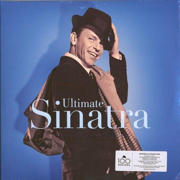 Frank Sinatra Ultimate Sinatra Plak