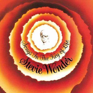 Stevie Wonder Songs in The Key Of Life Plak