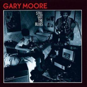 Gary Moore Still Got The Blues Plak