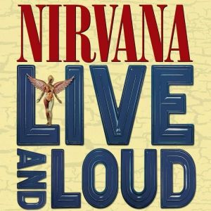 Nirvana Live And Loud Plak