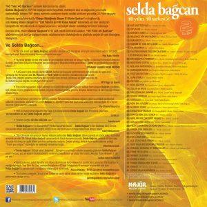 Selda Bağcan 40 Yılın 40 Şarkısı 2 Plak