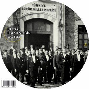 Atatürk'ün Sevdiği Şarkılar Resim Baskılı - Plak