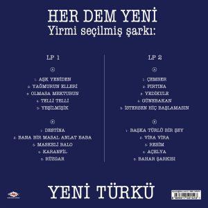Yeni Türkü Her Dem Yeni Plak