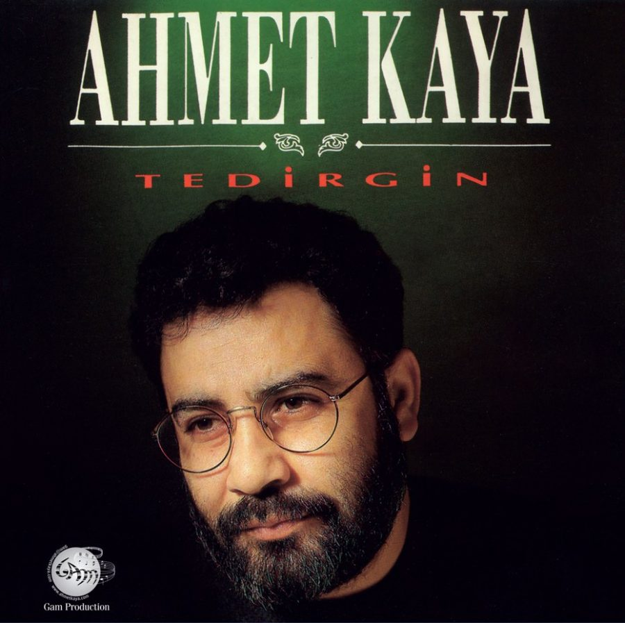 Ahmet Kaya Tedirgin Plak