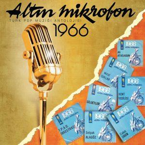 Altın Mikrofon 1966 Çeşitli Sanatçılar Plak
