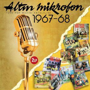Altın Mikrofon 1967 1968 Çeşitli Sanatçılar 2 Plak