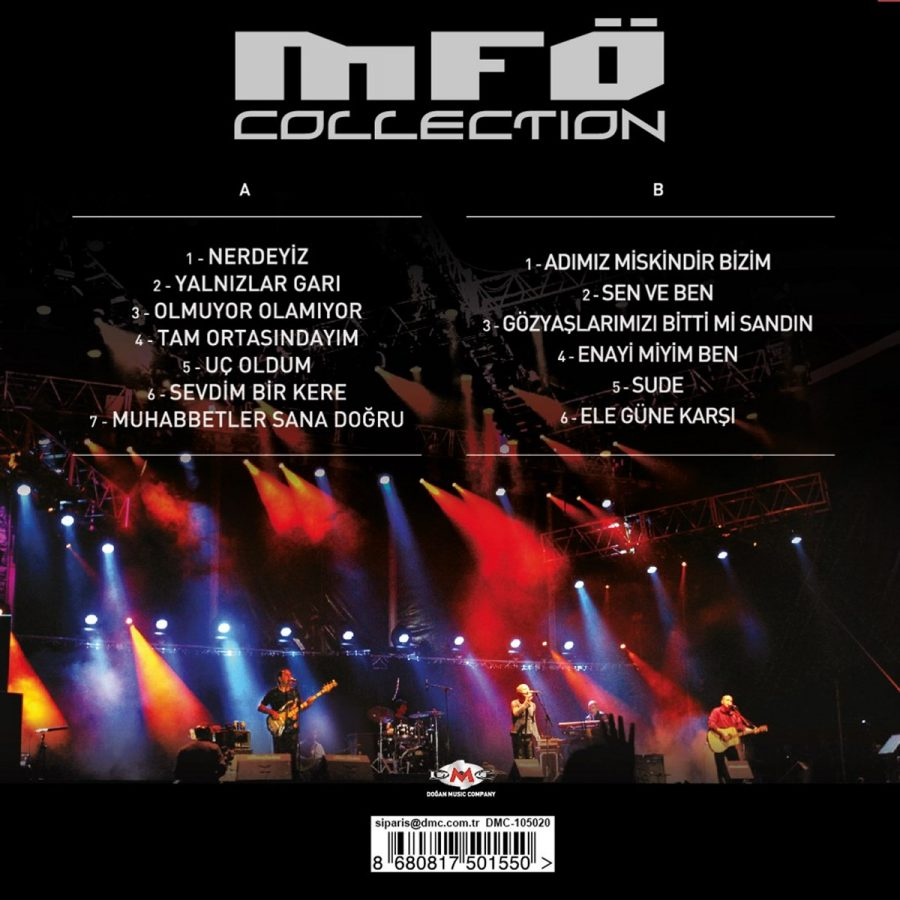 MFÖ Collection Plak