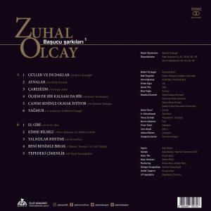 Zuhal Olcay Başucu Şarkıları 1 Plak