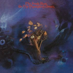 The Moody Blues On The Threshold Of A Dream Plak