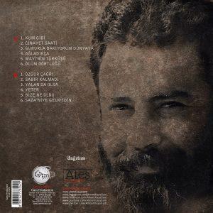 Ahmet Kaya Şarkılarım Dağlara Plak