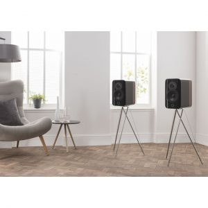 Q Acoustics Concept 300 Hoparlör Siyah