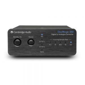 Cambridge Audio DAC Magic 100 Siyah