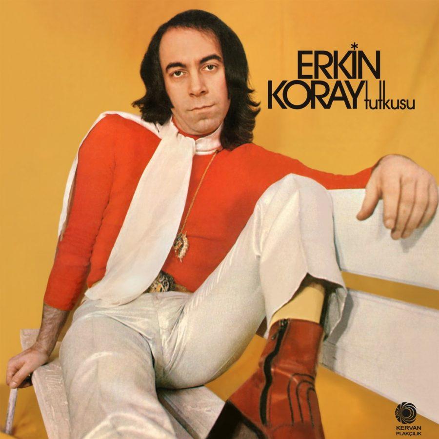 Erkin Koray Tutkusu - Plak