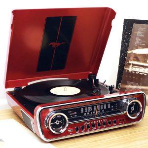 ION Mustang LP Radyolu Hoparlörlü Pikap