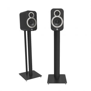 Q Acoustics 3000i Hoparlör Ayağı Siyah