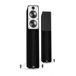 Q Acoustics Concept 40 Hoparlör Siyah