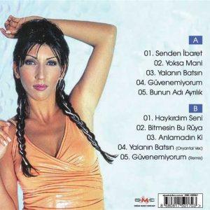 Hande Yener Senden İbaret - Plak