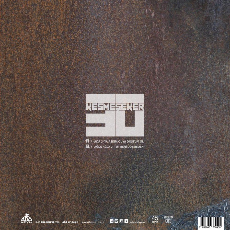 Kesmeşeker 30 Maxi Single - Plak